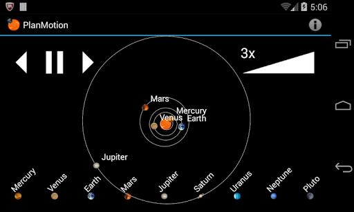 教育必備APP下載|Planetary Motion 好玩app不花錢|綠色工廠好玩App