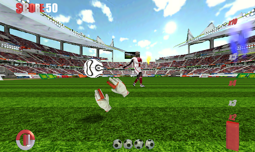 Football Games Goalkeeper 3D APK for Blackberry | Download Android
