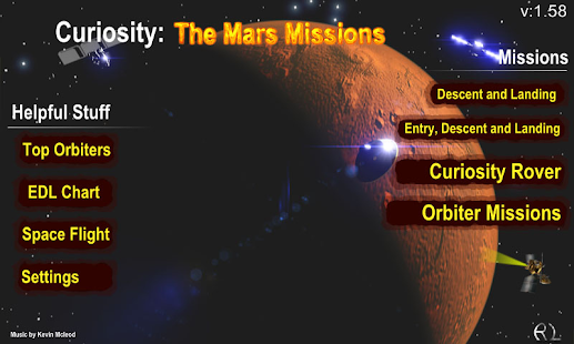 Curiosity: The Mars Mission - screenshot thumbnail