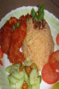 Resepi Nasi Tomato Best - náhled