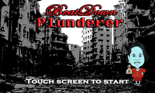 BeatDown Plunderer