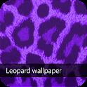 purple leopard wallpaper ver3 icon