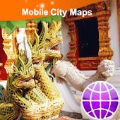 Chiangmai Street Map