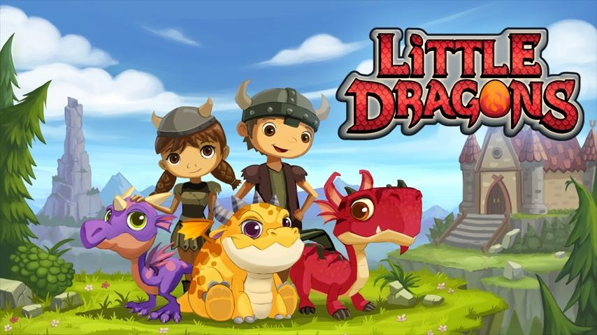 Little Dragons- screenshot