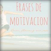 Frases de motivación y aliento
