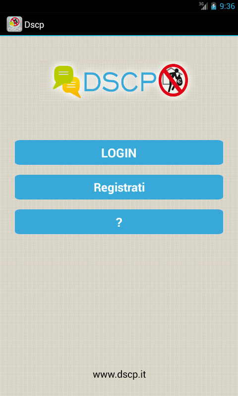 DSCP- screenshot