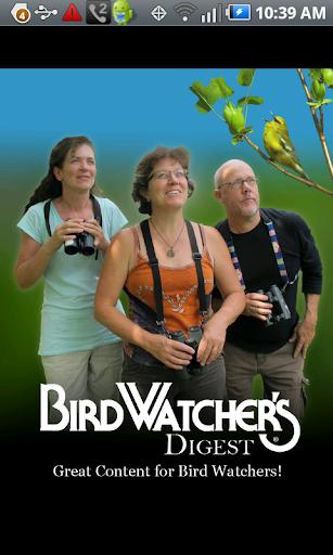 Bird Watcher's Digest