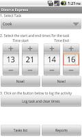 Screenshot of Chores Tracker