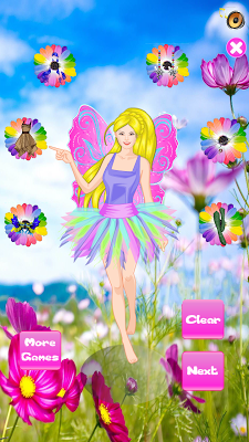 Fashion Girl Dress Up - screenshot