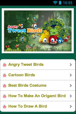 Angry Tweet Birds - screenshot