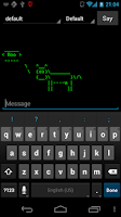 Screenshot of Cowsay for Android