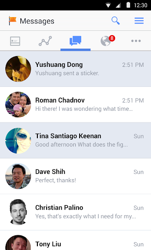 Facebook Pages Manager app (apk) free download for Android/PC/Windows screenshot