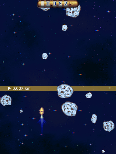 【免費街機App】Asteroidica-APP點子