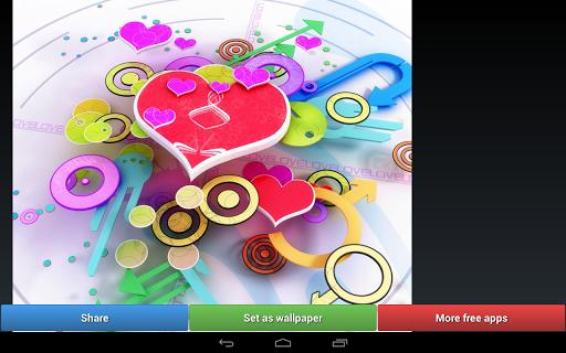 玩免費生活APP|下載心形狀壁紙 app不用錢|硬是要APP