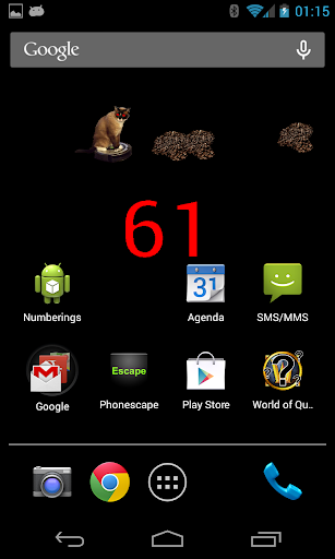 玩個人化App|Cleaner Cat Live Wallpaper免費|APP試玩