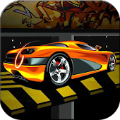 Speed 3D Racing Car