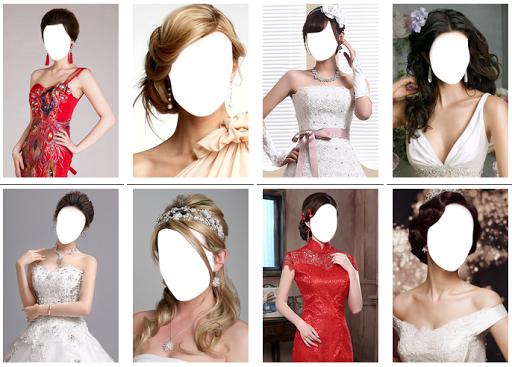 玩免費攝影APP|下載웨딩 드레스 사진 몽타주 app不用錢|硬是要APP
