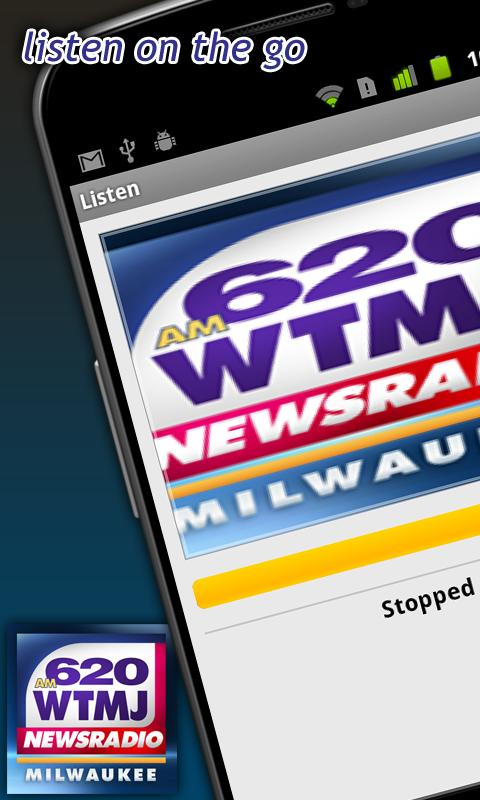 Newsradio 620 WTMJ - screenshot
