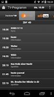 Screenshot of Programm Manager