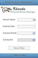 Screenshot of My Kharcha - Expense Tracker