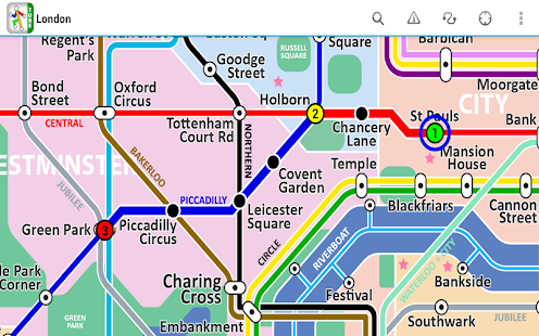 London Tube by Zuti- screenshot thumbnail