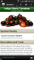 Screenshot of Specialty Produce