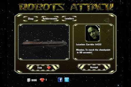 Robots Attack Shooter 3D Free v1.3.1