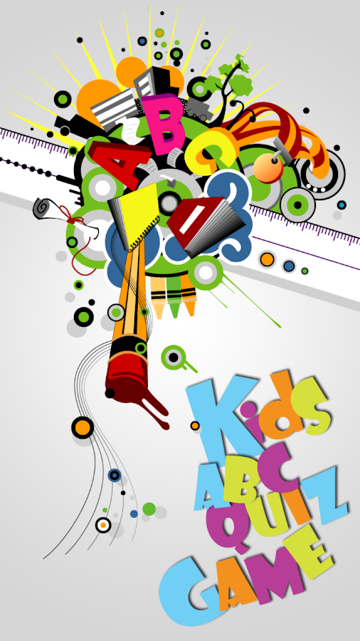Kids ABC Quiz Game- screenshot