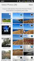 Screenshot of Samsung PrinTap: Print Photos