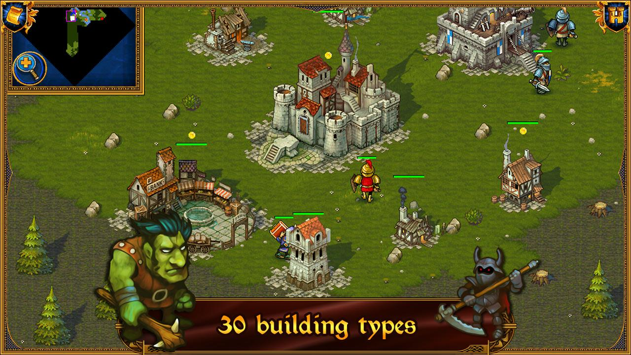 Majesty: Fantasy Kingdom Sim- screenshot