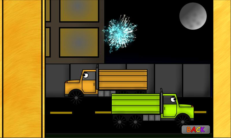 Kids Trucks: Puzzles - screenshot