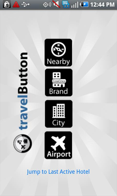 travelButton - screenshot