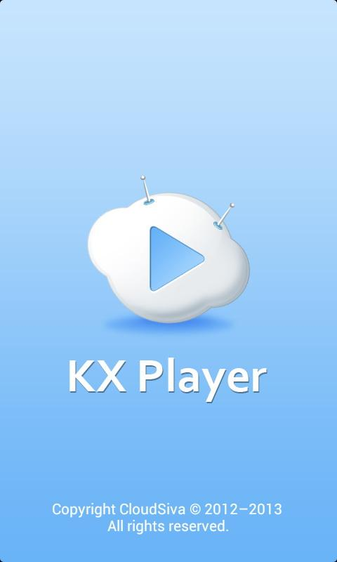 KX Player- screenshot
