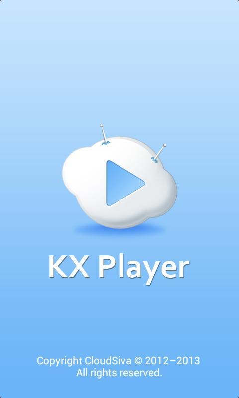 KX Player - screenshot