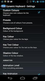 Dynamic Keyboard - Pro Screenshot 5