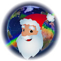 Santa Tracker Christmas icon