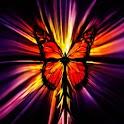 3D Butterfly 070 logo