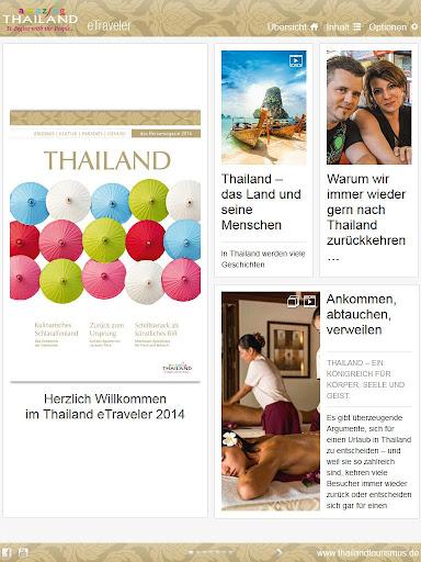 Thailand E-Magazin 2014