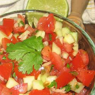 Secret Ingredient Pico de Gallo