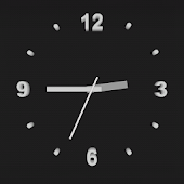 Zitanium Clock Live Wallpaper