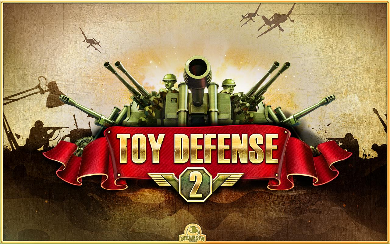 Toy Defense 2 Free - screenshot