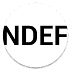 NFC NDEF Writer icon