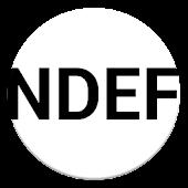 NFC NDEF Writer