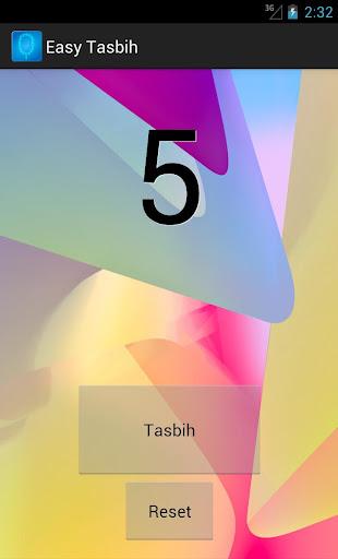 Easy Tasbih