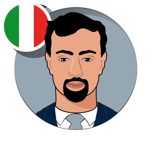 Luca voice (Italian)