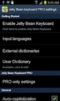 Screenshot of Norwegian Dictionary