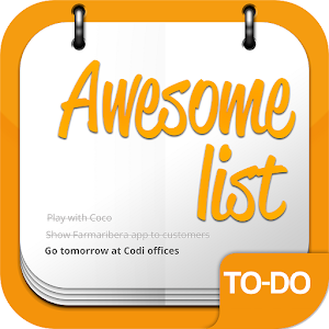 Awesome List To-Do Tasks