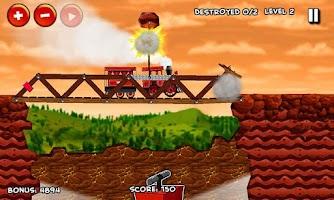 Screenshot of Dynamite Train