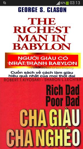 Sách làm giàu - Sach lam giau