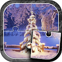 Winter Jigsaw Puzzle icon